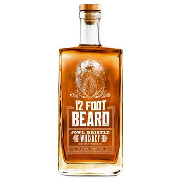 12 Foot Beard Jowl Bristle Whiskey