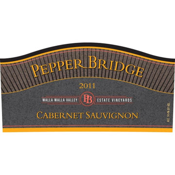 Pepper Bridge Cabernet Sauvignon 2011