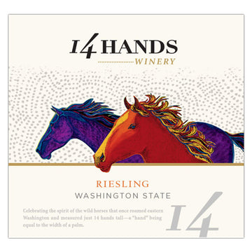 14 Hands Riesling