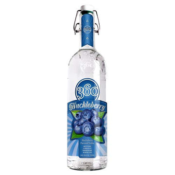 360 Vodka Huckleberry Flavored