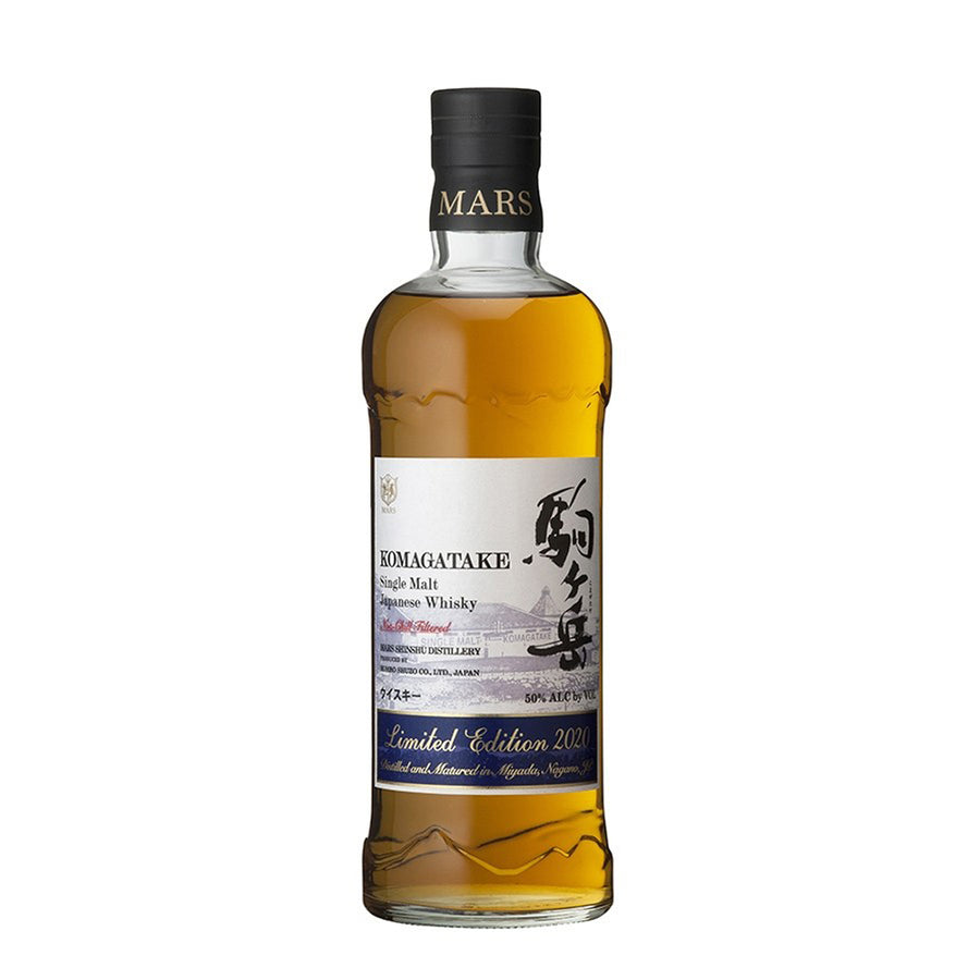 Mars Komagatake Single Malt Japanese Whisky 2020 Limited Edition