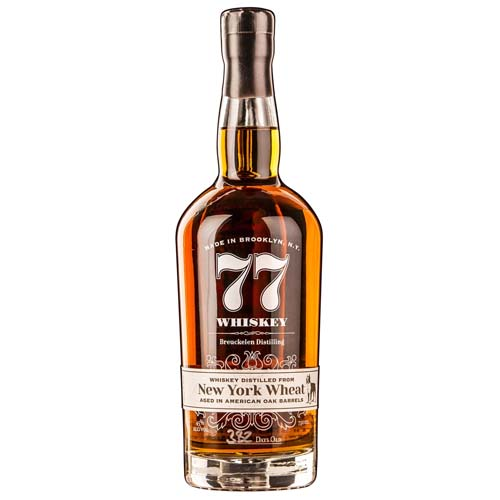 77 Whiskey - New York Wheat