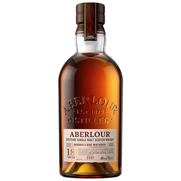 Aberlour 18yr Single Malt Scotch
