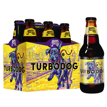 Abita Turbodog Ale 6pk 12oz Bottles