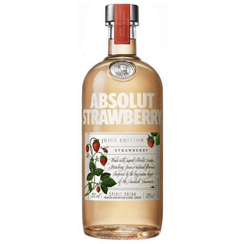 Absolut Juice Strawberry