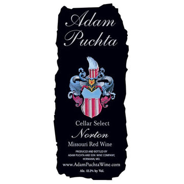 Adam Puchta Cellar Select Norton