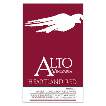Alto Vineyards Heartland Red