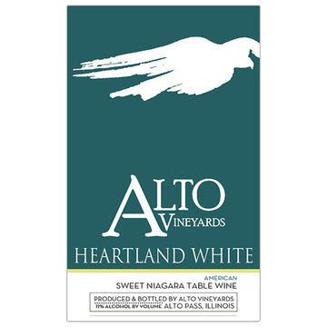Alto Vineyards Heartland White