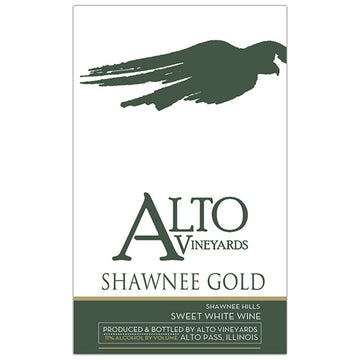 Alto Vineyards Shawnee Gold