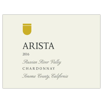 Arista Russian River Chardonnay 2016