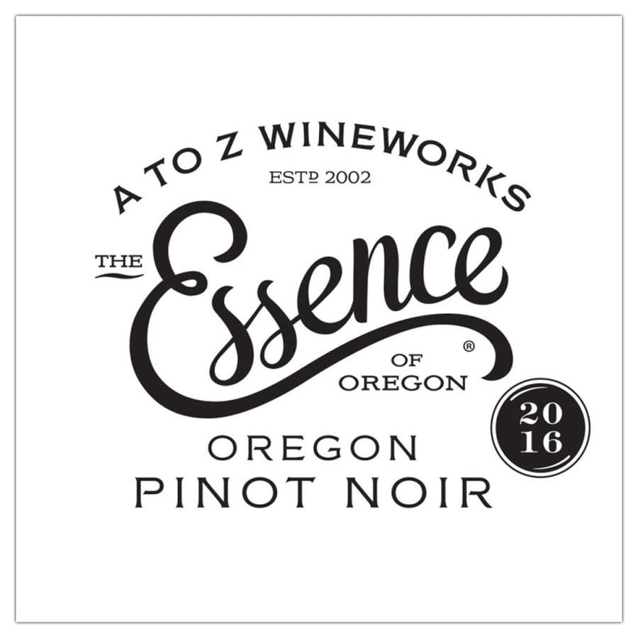 A to Z Essence Pinot Noir 2016
