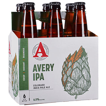 Avery IPA 6pk 12oz Bottles