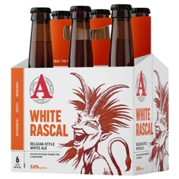 Avery White Rascal 6pk 12oz Bottles