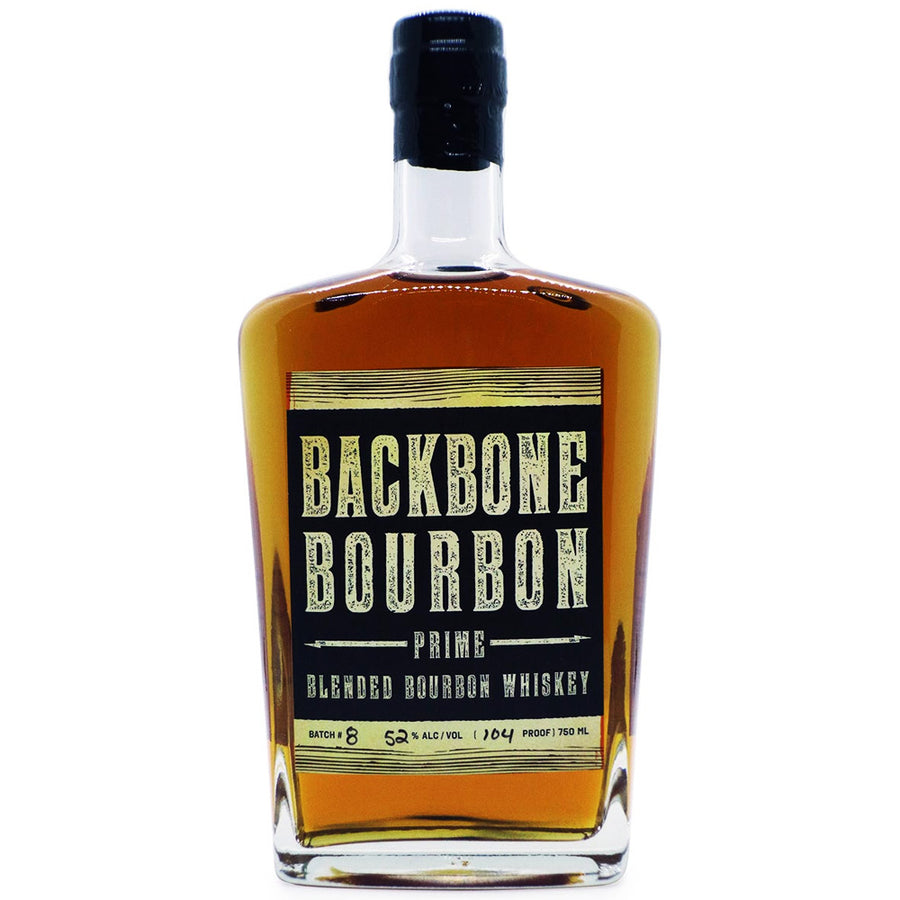 Backbone Bourbon Prime Blended Bourbon