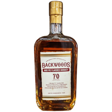Backwoods Mud Pie Flavored Whiskey