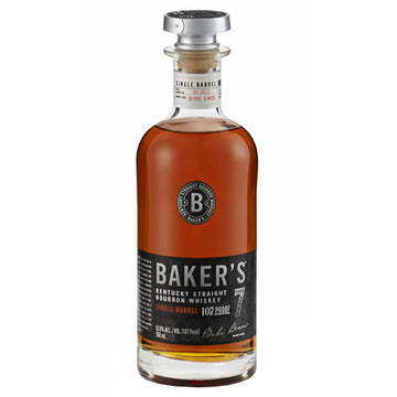 Baker's Single Barrel Bourbon