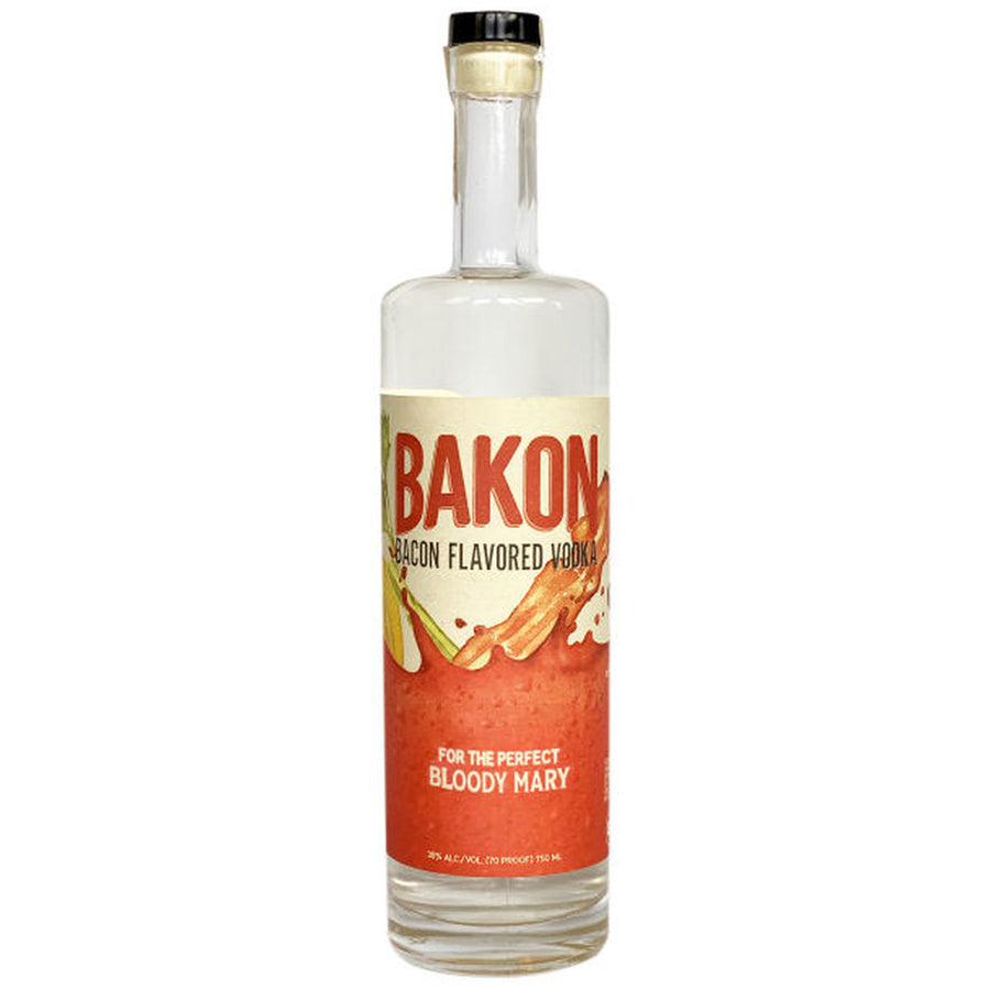 Bakon - Premium Bacon Flavored Vodka