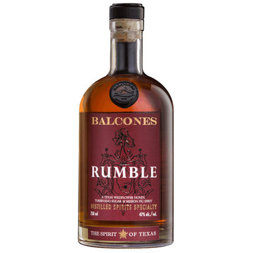 Balcones Rumble Whiskey
