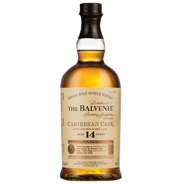 Balvenie 14yr Single Malt Scotch Caribbean Rum Cask Finish