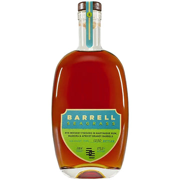 Barrell Seagrass Rye Whiskey