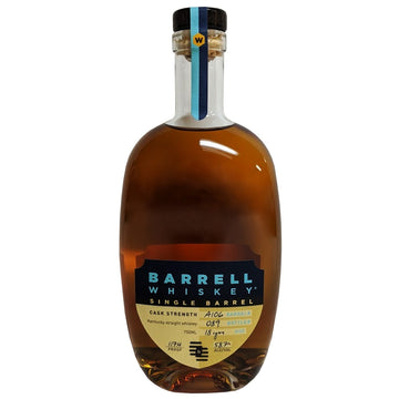 Barrell Whiskey Single Barrel 18yr