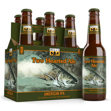 Bell's Two Hearted Ale 6pk/12oz Bottles