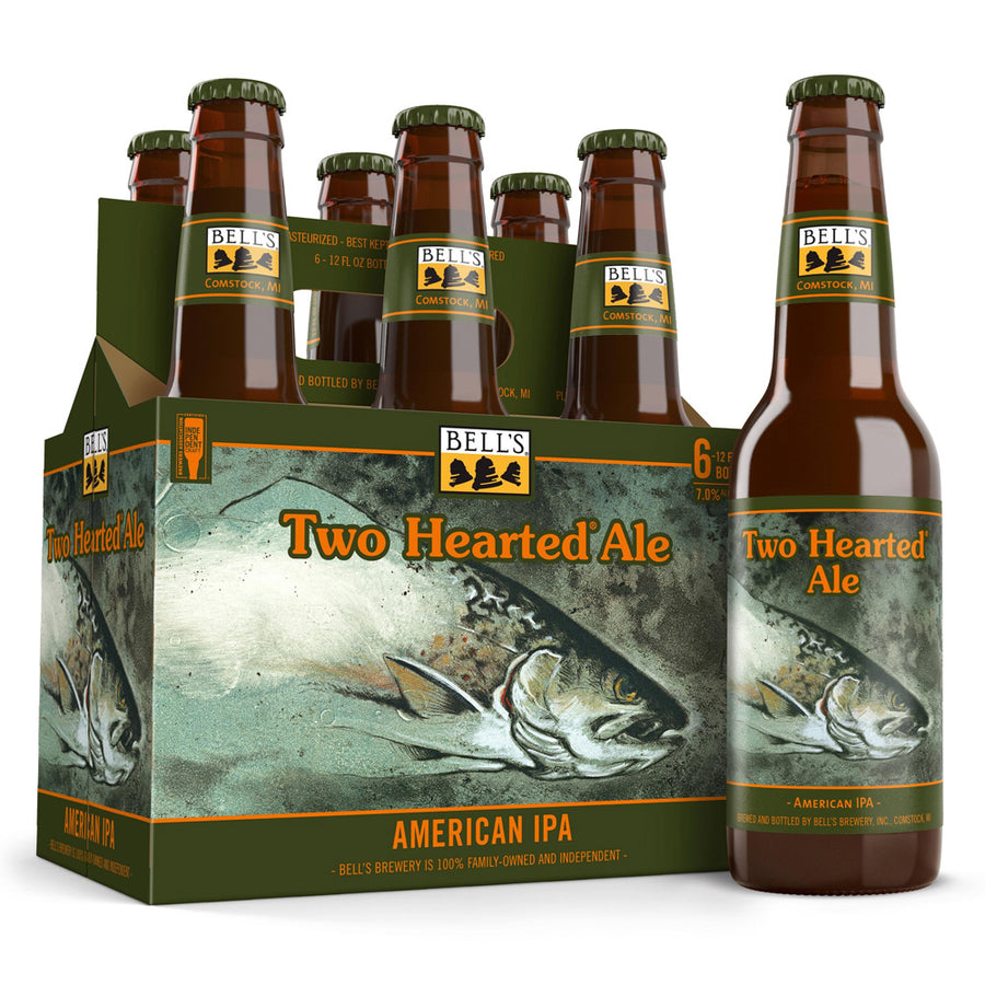 Bell's Two Hearted Ale 6pk 12oz Bottles