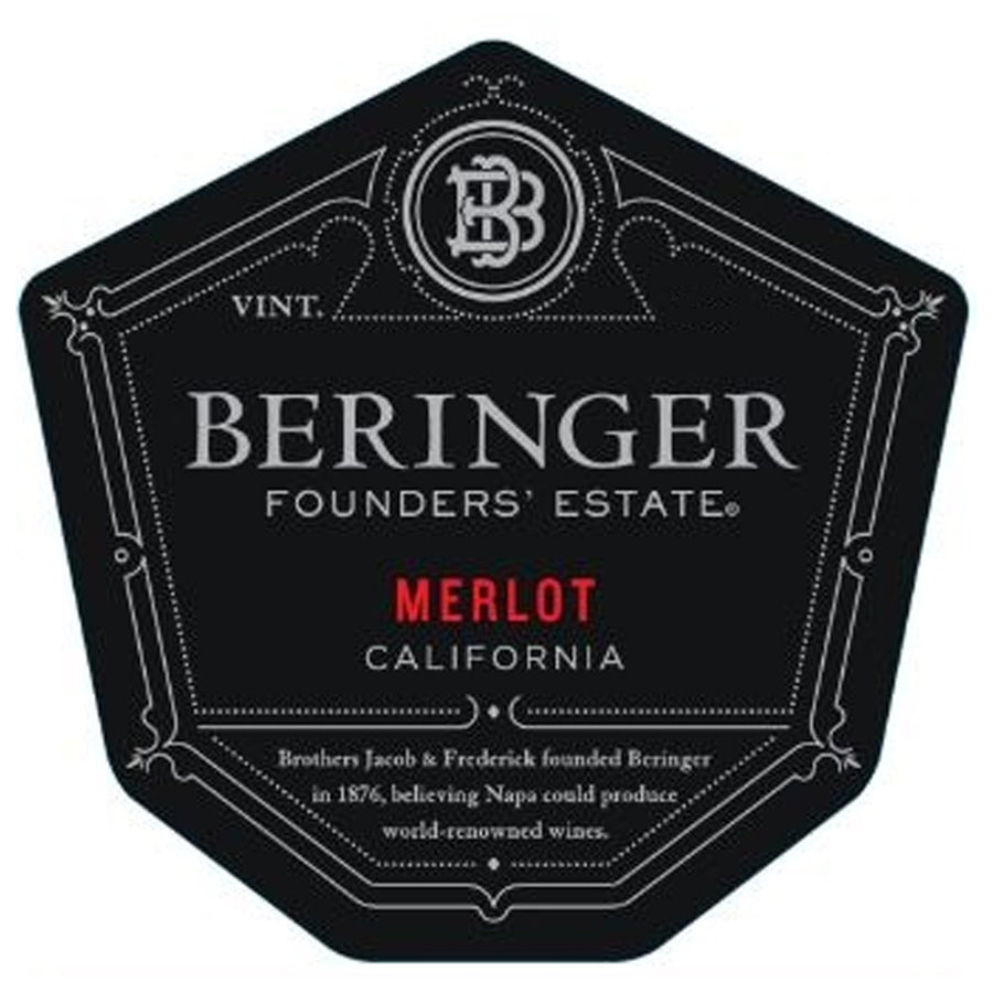 Beringer Founders' Estate Merlot 2018