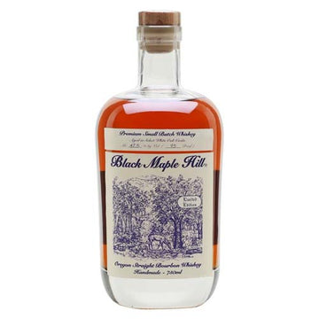 Black Maple Hill Oregon Straight Bourbon Whiskey