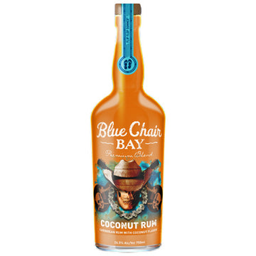Blue Chair Bay 2019 Commemorative Coconut Rum Bottle