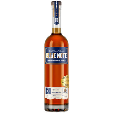 Blue Note 10yr Single Barrel Bourbon