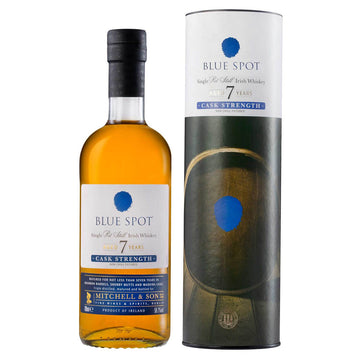 Blue Spot 7yr Irish Whiskey