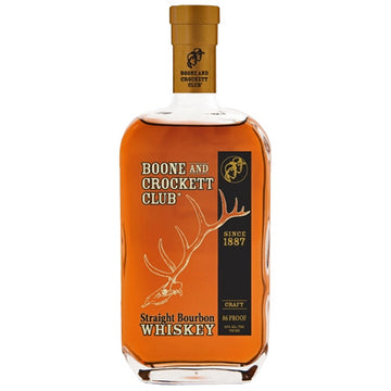 Boone and Crockett Club Straight Bourbon Whiskey