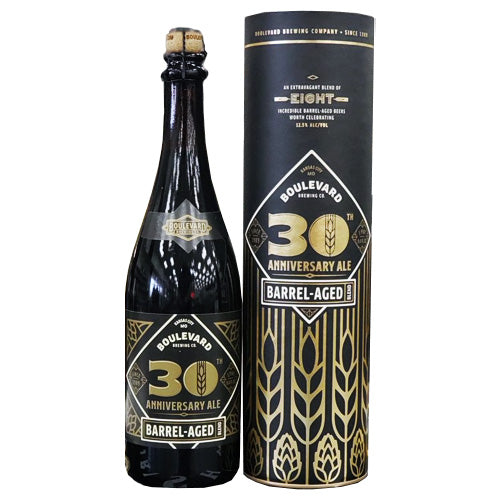 Boulevard Brewing 30th Anniversary Ale Barrel Aged