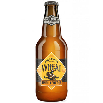 Boulevard Unfiltered Wheat Beer 6pk/12oz Bottles