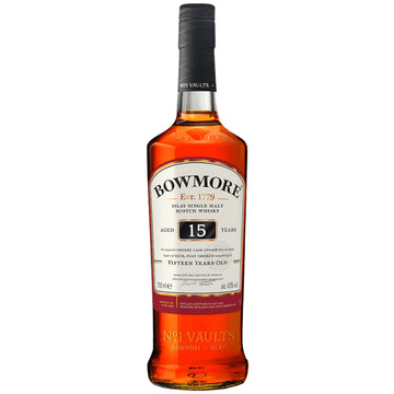 Bowmore 15yr Single Malt Scotch