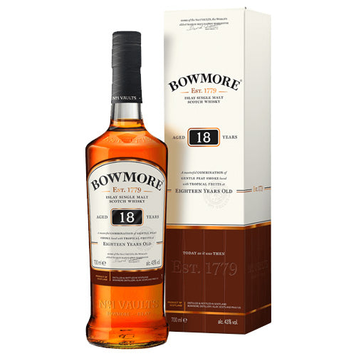 Bowmore 18yr Single Malt Scotch
