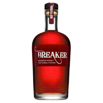 Breaker Bourbon Whiskey Port Barrel Finished