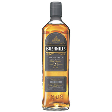 Bushmills 21yr Single Malt Irish Whiskey