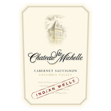 Chateau Ste Michelle Indian Wells Cabernet Sauvignon