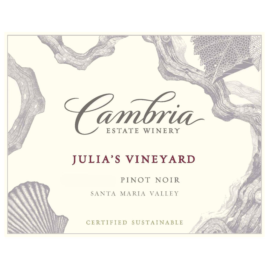 Cambria Julia's Vineyard Pinot Noir 2018