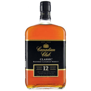 Canadian Club Classic 12yr Blended Canadian Whisky