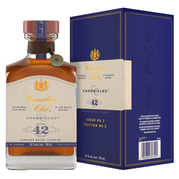 Canadian Club Chronicles 42yr