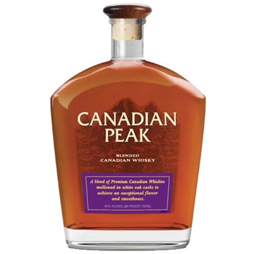 Canadian Peak Blended Canadian Whisky