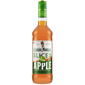 Captain Morgan Sliced Apple Spiced Rum