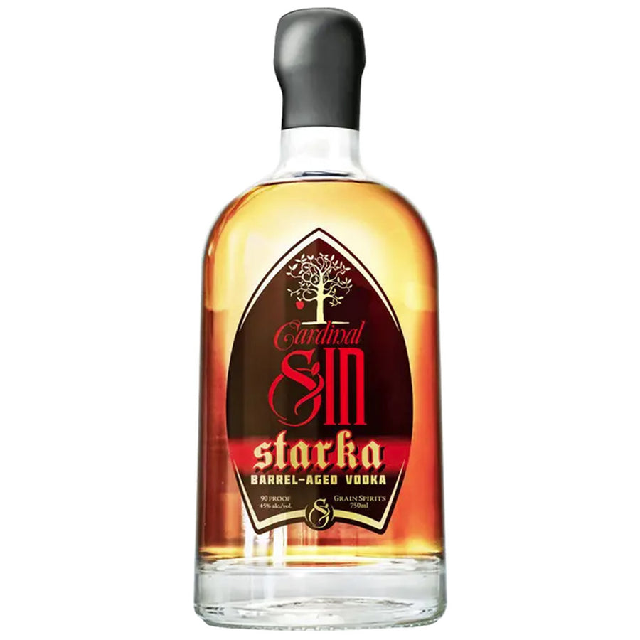 Cardinal Sin Starka Barrel-Aged Vodka
