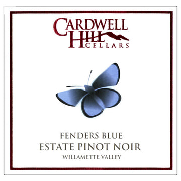 Cardwell Hill Fender's Blue 2017 Estate Pinot Noir
