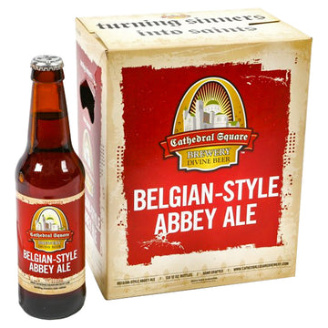 Cathedral Square Belgian Style Abbey Ale 6pk/12oz Bottles