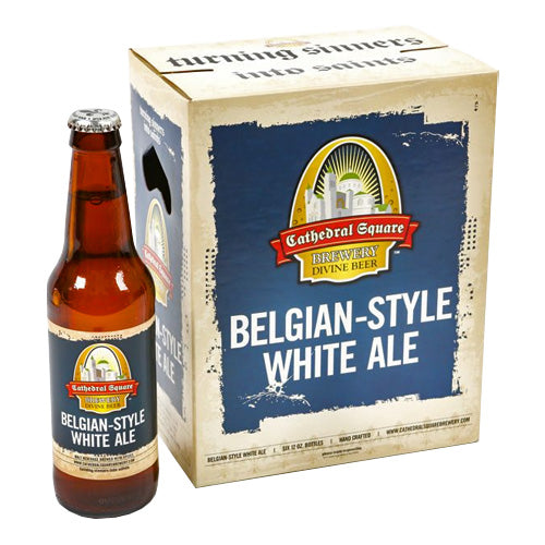 Cathedral Square Belgian Style White Ale 6pk/12oz Bottles