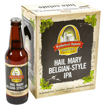 Cathedral Square Hail Mary IPA 6pk/12oz Bottles